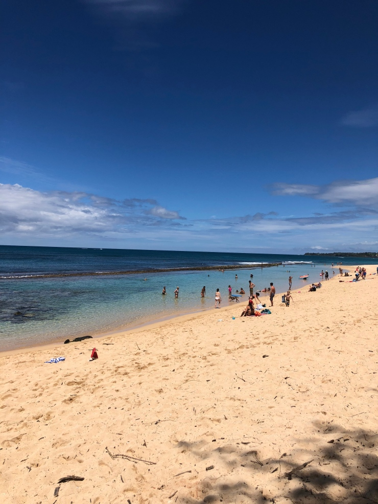 Baby Beach in Paia Maui